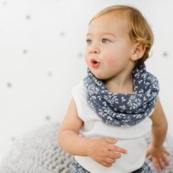 Baby/Toddler Snood Scarf